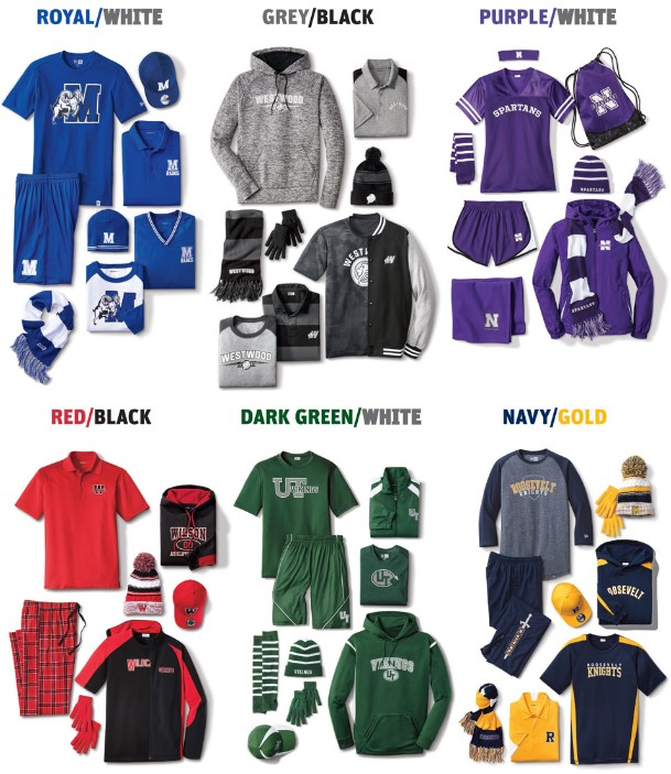 bd2602505 Ellen s Silkscreening is the place to go for your back-to-school apparel  and accessory needs. Ellen s offers a whole range of options